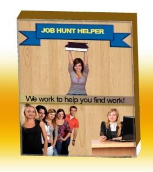 Product picture Job Hunt Helper